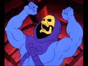 Skeletor doesn't want to miss this deadline.
