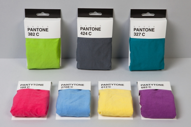 Nothing gets between some people and their Pantones.
