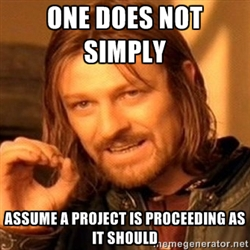 You tell 'em, Boromir.
